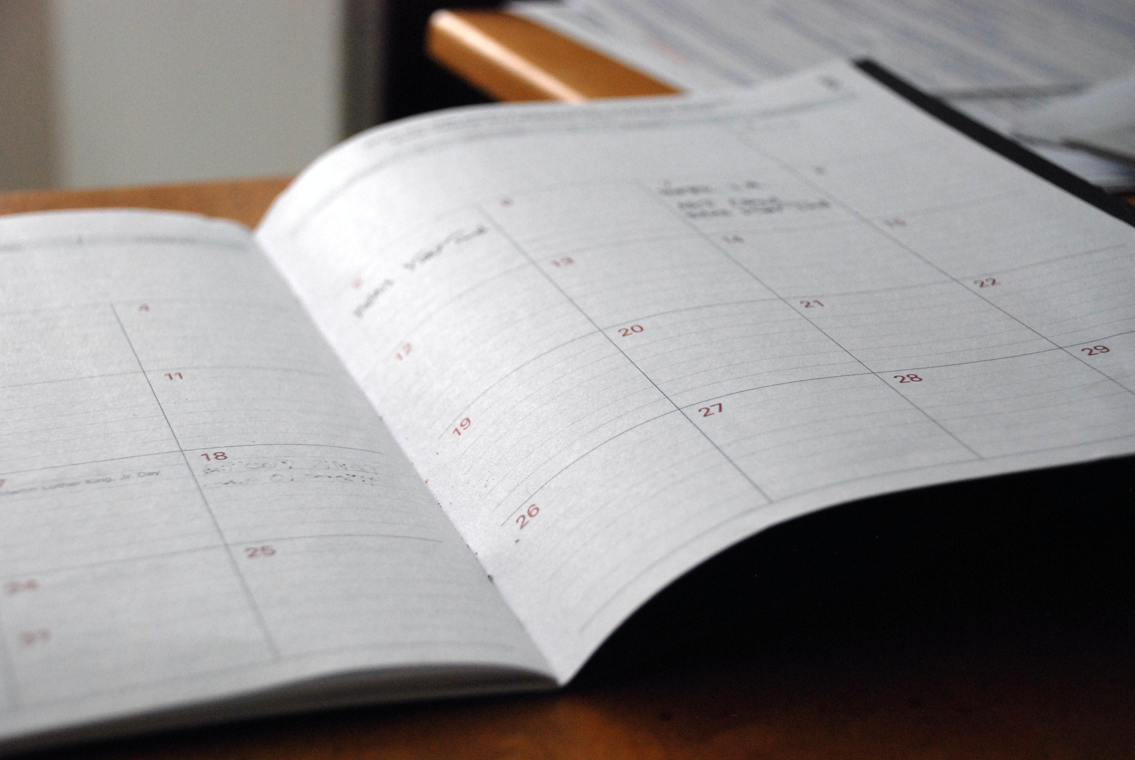 Tips for Planning + Goal Setting for 2021